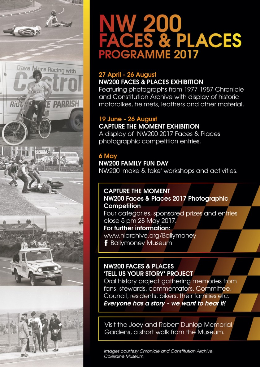 NW200 A5 Flyer