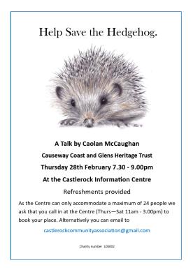 Help Save the Hedgehog